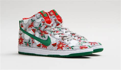 Nike Ugly Christmas Sneakers