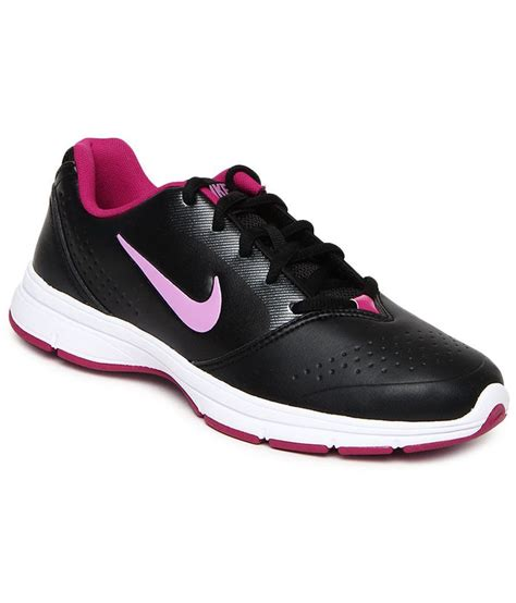 Nike Walking Sneakers Womens Black