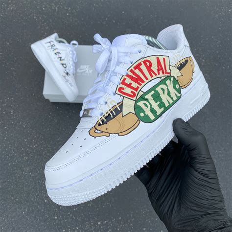 Nike White Sneakers Air Force