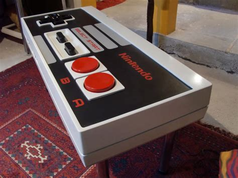 Nintendo Controller Table Diy Kit
