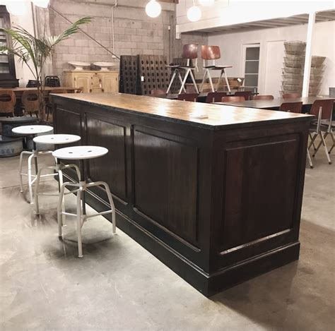 No Cabinet Kitchen Island Bar