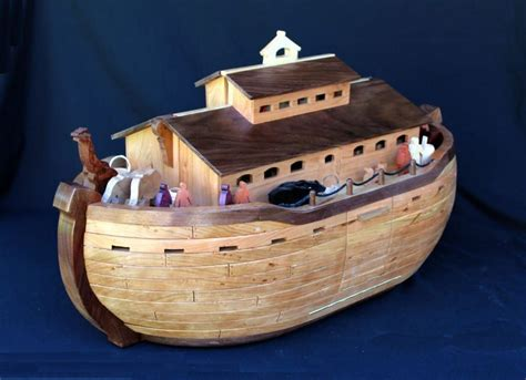 Noahs-Ark-Woodworking-Plans