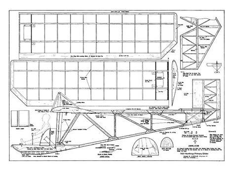 Northrop-Glider-Plans