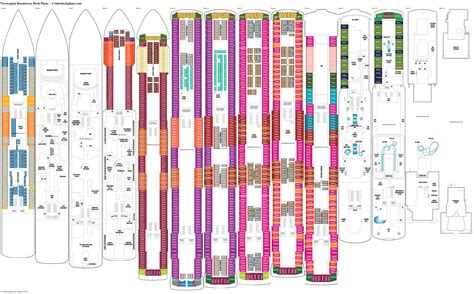 Norwegian Breakaway Deck Plans PDF