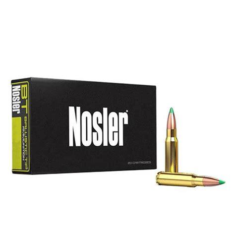 Nosler Ballistic Tip Ammo 260 Remington 120gr Ballistic Tip 260 Remington 120gr Ballistic Tip 20 Box