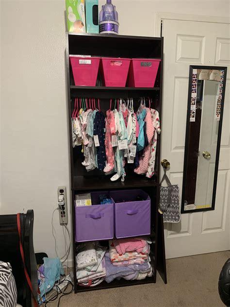 Nursery-Bookshelf-Closet-Diy