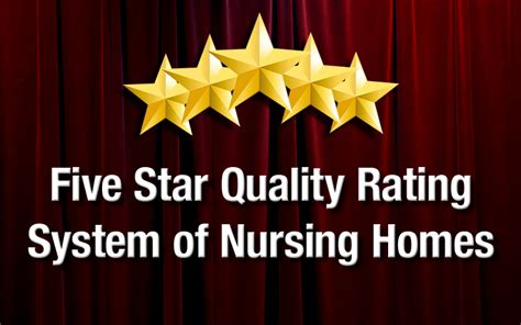 Nursing Home Star Ratings Compare