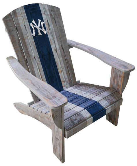 Ny-Yankee-Adirondack-Chair