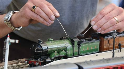 O Gauge Live Steam Locomotive Plans Free