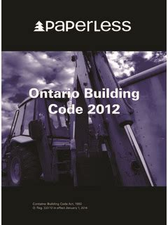 [pdf] O Reg 332 12 Into Force On January 1 2014 Ontario .