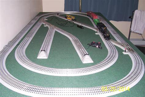 O-Gauge-Model-Train-Table-Plans