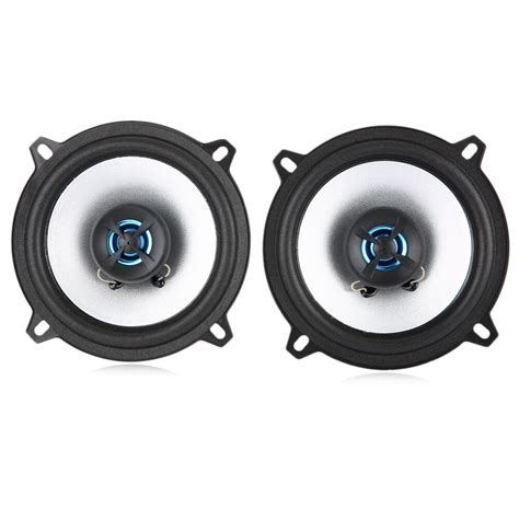 OLSUS Paired Car Coaxial Speaker - BLACK