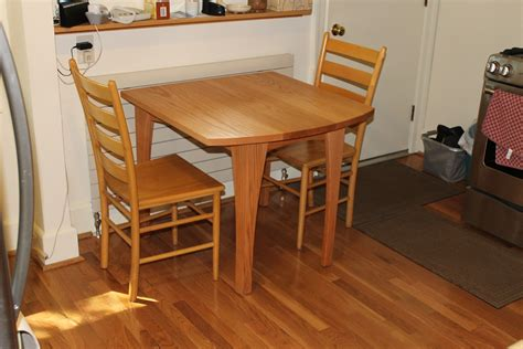 Oak Kitchen Table Plans