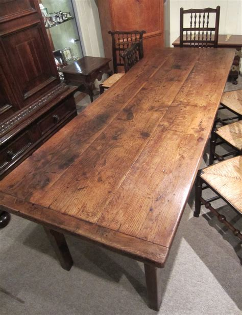 Oak-Farm-Table-Plans