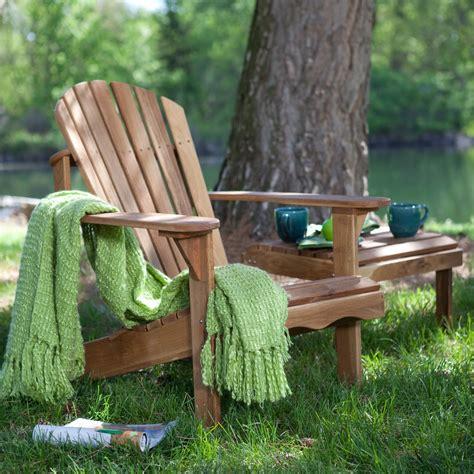 Oak-Wood-Adirondack-Chairs