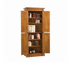 Best Oak pantry cabinet home depot