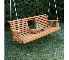 Best Oak porch swings