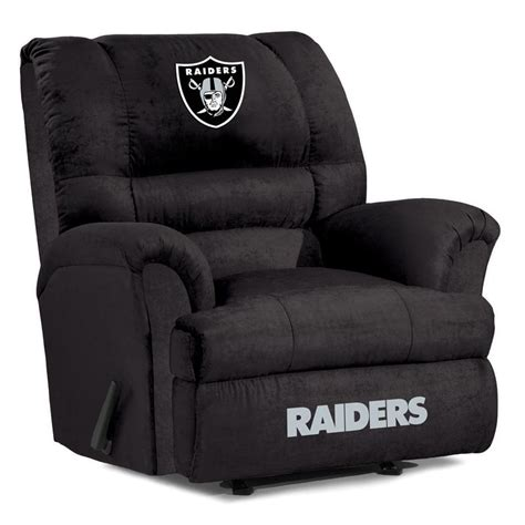 Oakland Raiders Recliner Chair