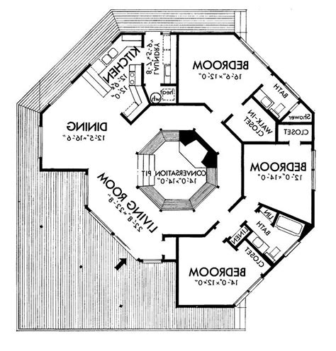 Octagon-House-Plans-Free