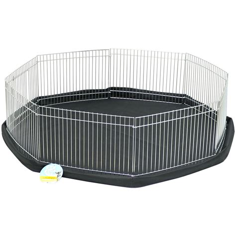 Octagon-Rabbit-Hutch-Plans