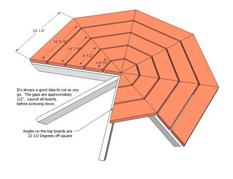 Octagon-Table-Building-Plans