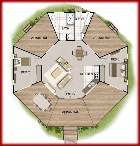 Octagon-Tiny-House-Plans