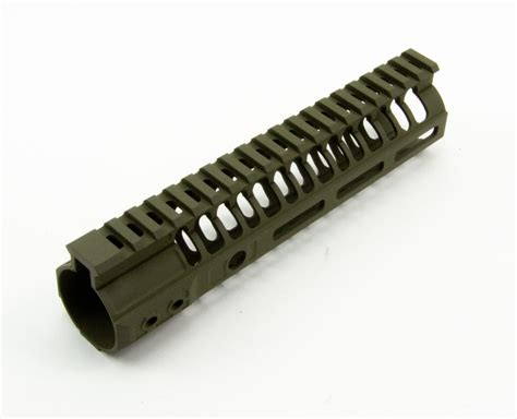 Od Handguard And Aac Squaredrop Handguard Barrel Nut Wrench