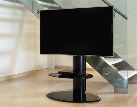 Off The Wall Motion Tv Stand Black