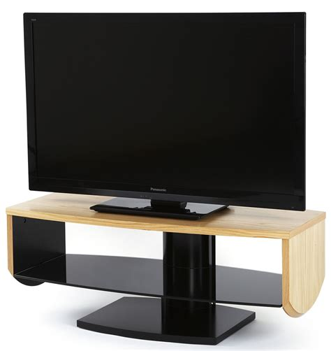 Off The Wall Tv Stand Oak