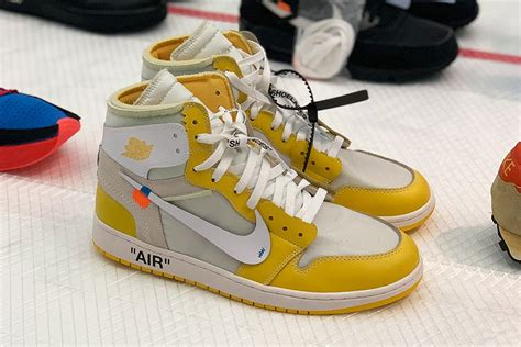 Off White Nike Sneakers Release