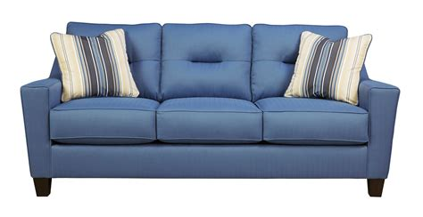 Offers Ashley Furniture Blue Couch