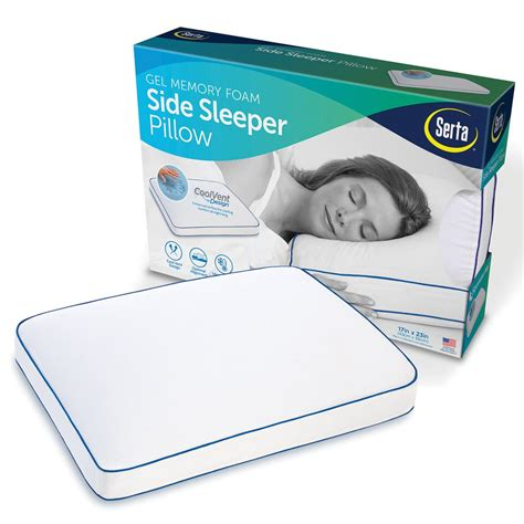 Offers Serta Memory Foam Pillows