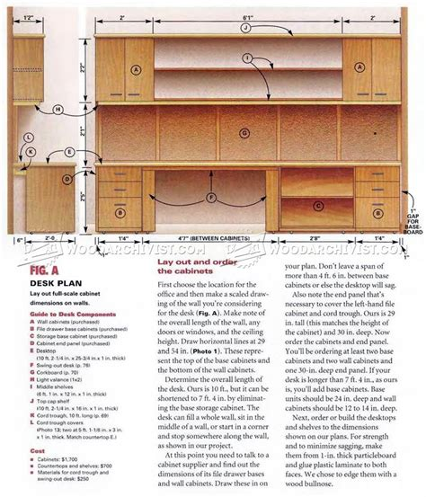 Office-Furniture-Plans-Woodworking