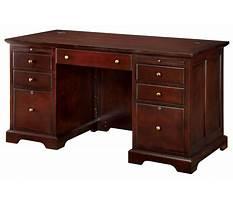 Best Office depot cherry wood desk