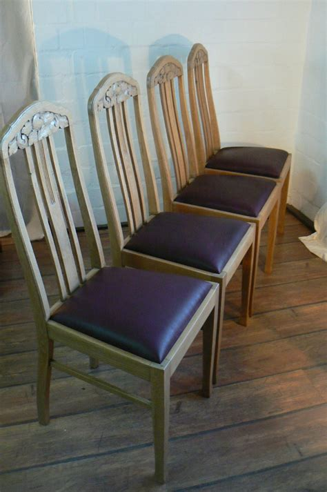 Old Bavarian Dining Room Chairs