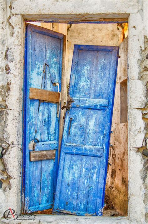 Old Blue Door Diy