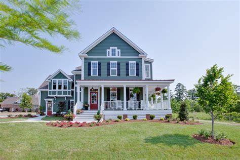 Old Country Farmhouse Plans