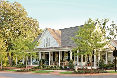 Old Farmhouse Plans With Porches