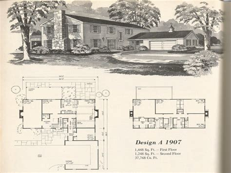Old Ranch House Plans
