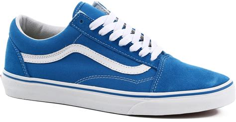 Old Skool Canvas True Blue Skate Shoes