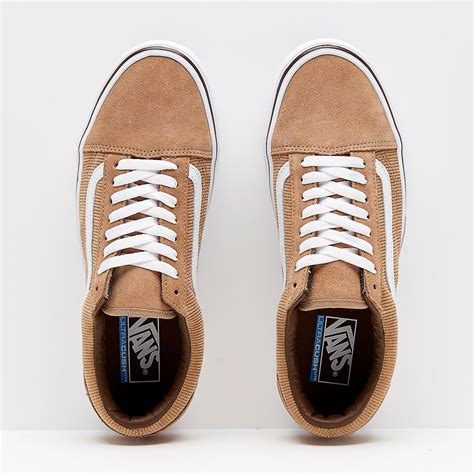 Old Skool Mens Sneakers Tan