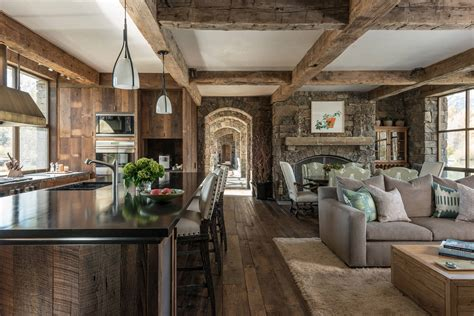 Old Time Rustic Cottage Plans