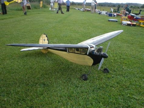 Old Timer Airplane Plans