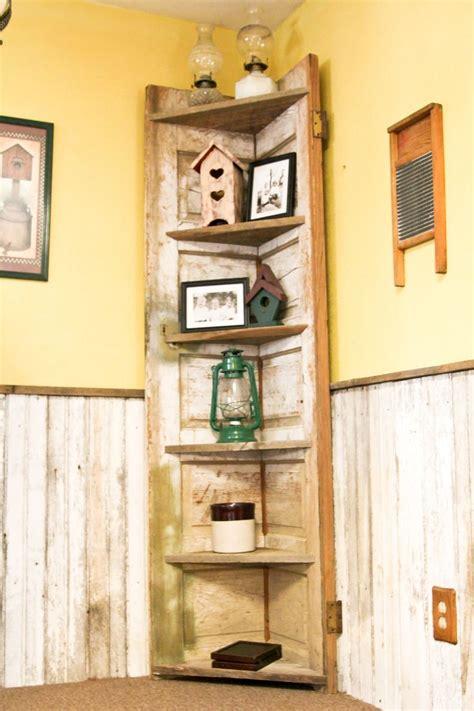 Old-Door-Corner-Shelf-Diy
