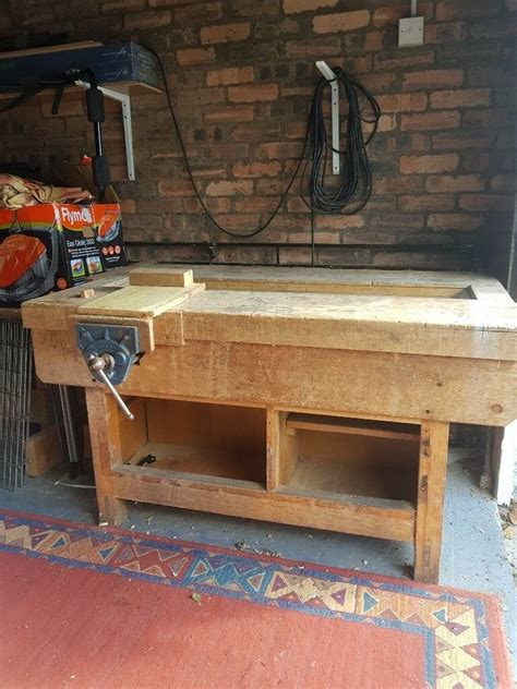 Old-School-Woodwork-Bench