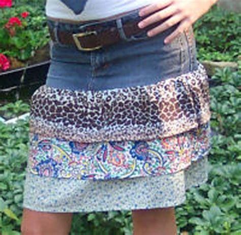 Old-Skirt-Diy