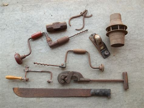 Old-Time-Woodworking-Tools