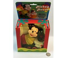 Best Old mickey mouse toy box