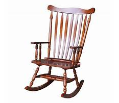 Best Old wood rocking chairs what are they worth