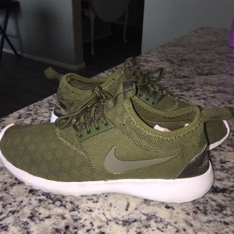 Olive Green Nike Womens Sneakers